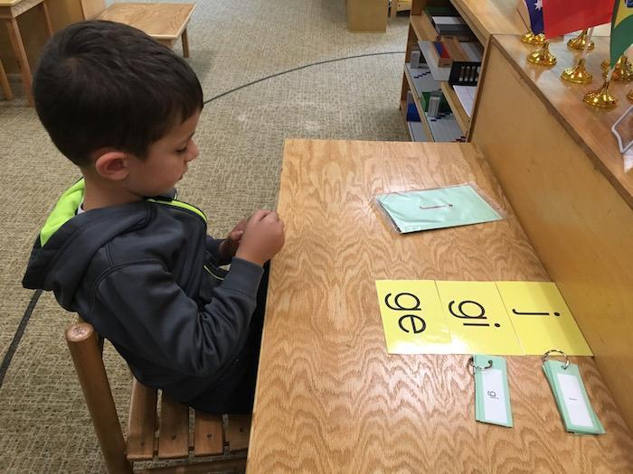 The Quest Montessori Day: Primary 38