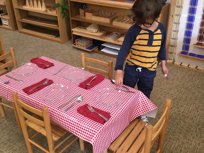 The Quest Montessori Day: Primary 20