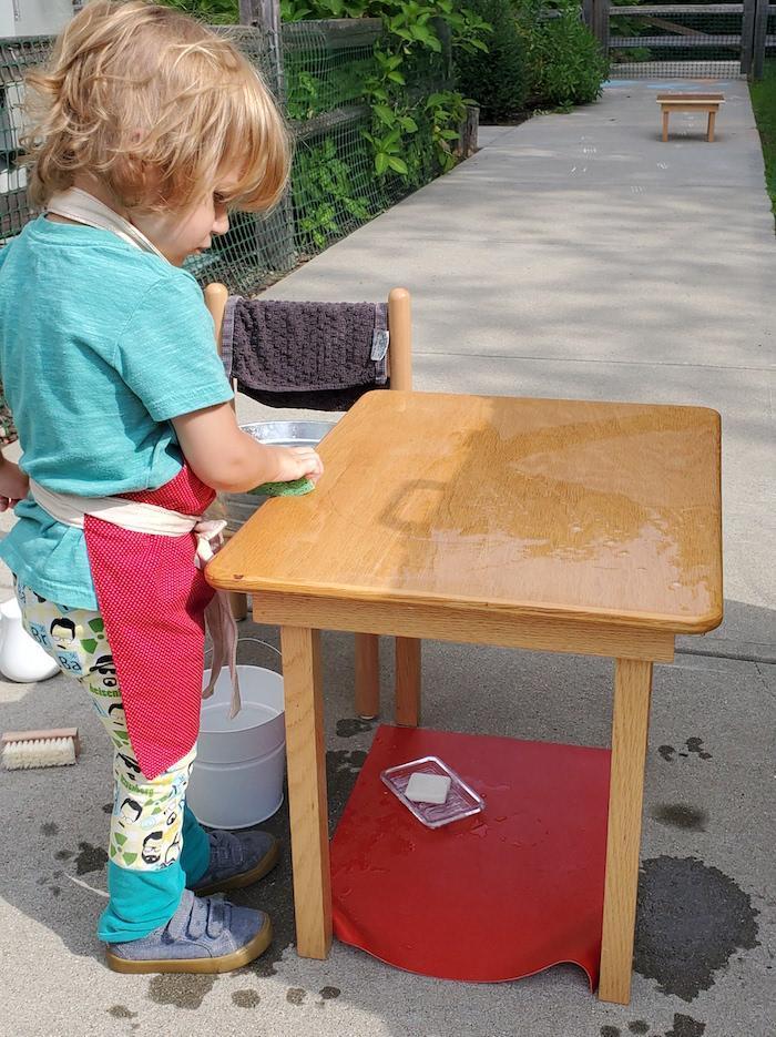 The Quest Montessori Day: Primary 7