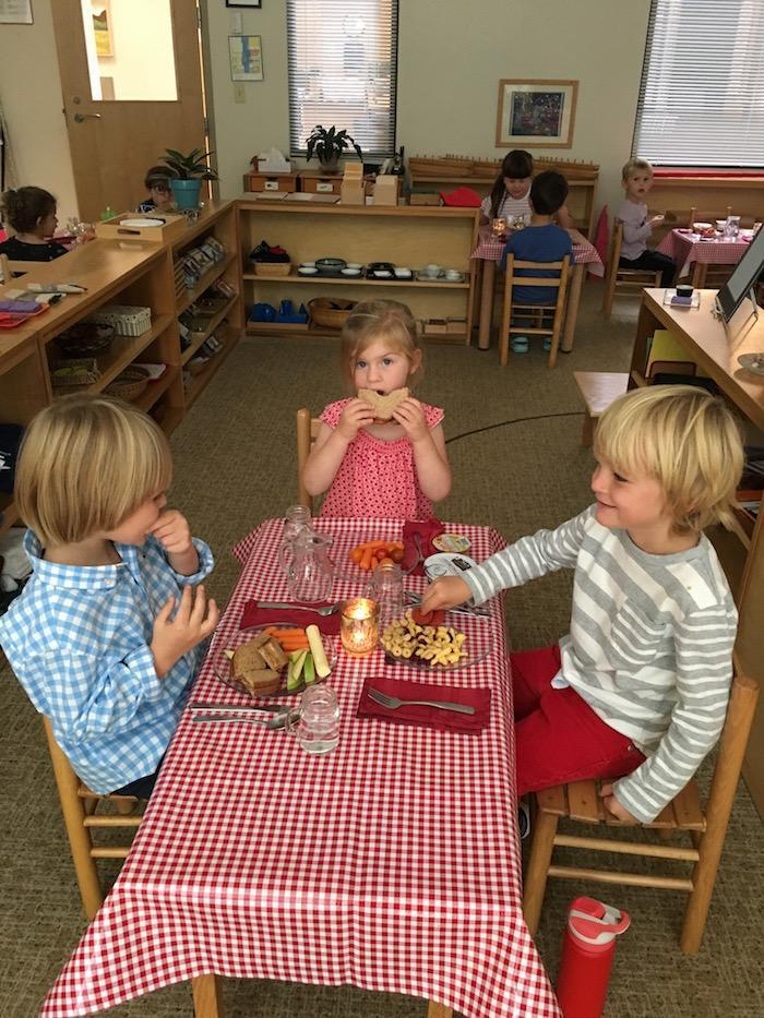 The Quest Montessori Day: Primary 23