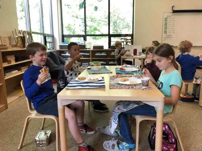 The Quest Montessori Day: Lower Elementary 10