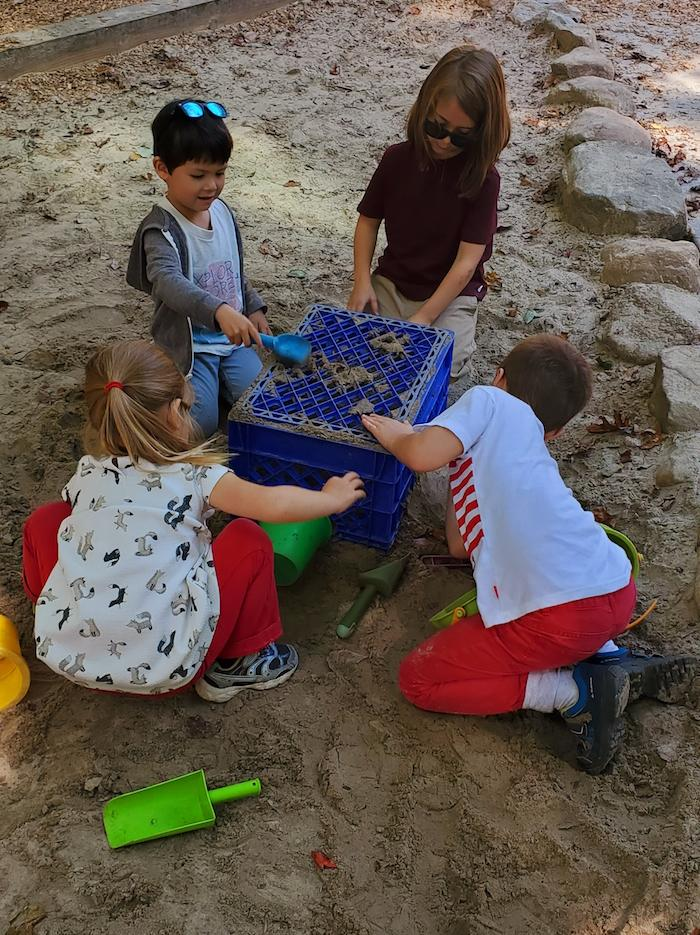 The Quest Montessori Day: Primary 30