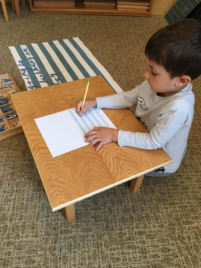 The Quest Montessori Day: Primary 36