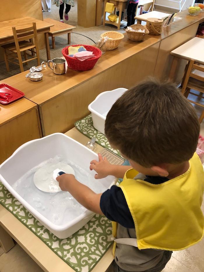 The Quest Montessori Day: Primary 25
