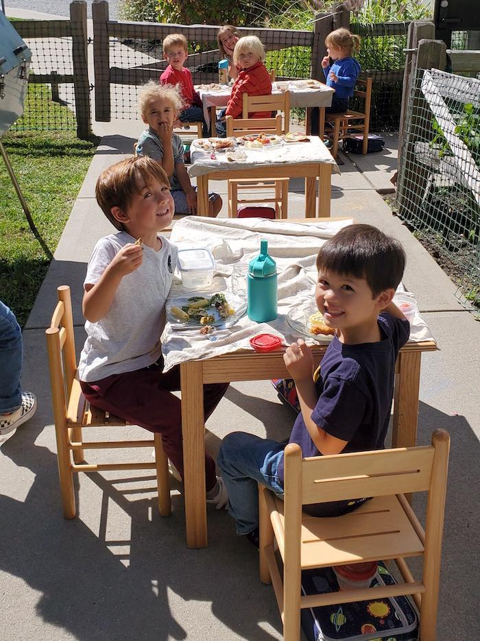 The Quest Montessori Day: Primary 22