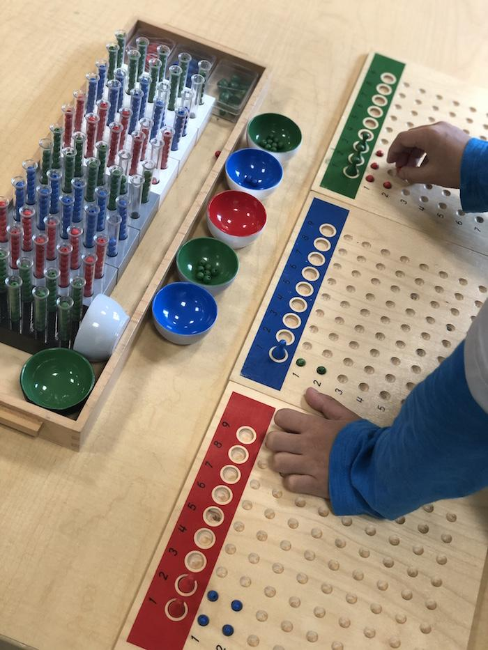 The Quest Montessori Day: Lower Elementary 3