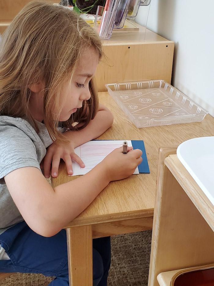 The Quest Montessori Day: Primary 17