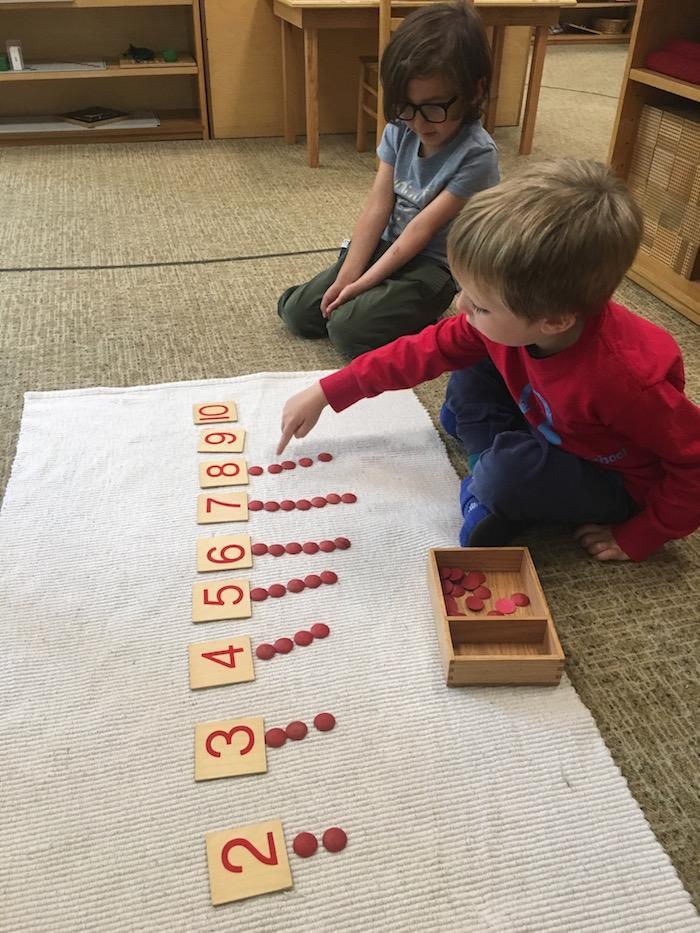 The Quest Montessori Day: Primary 11