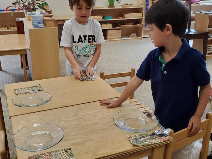 The Quest Montessori Day: Primary 21