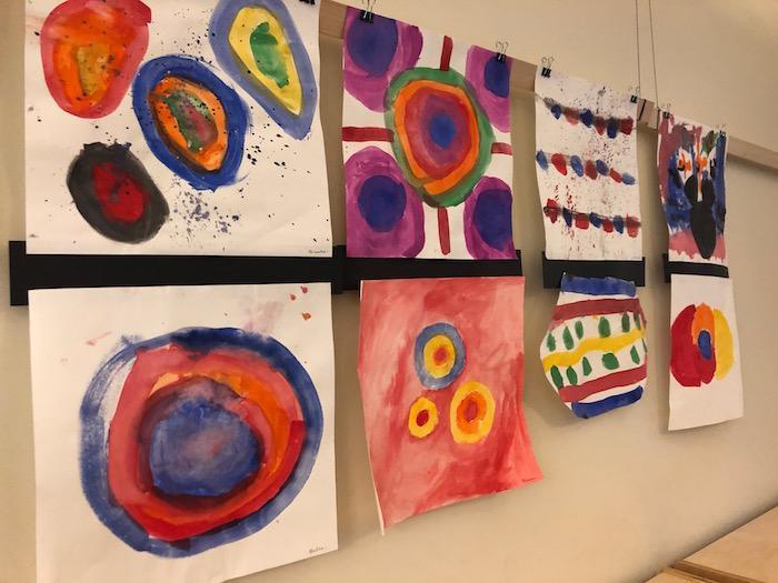 The Quest Montessori Day: Specials 1