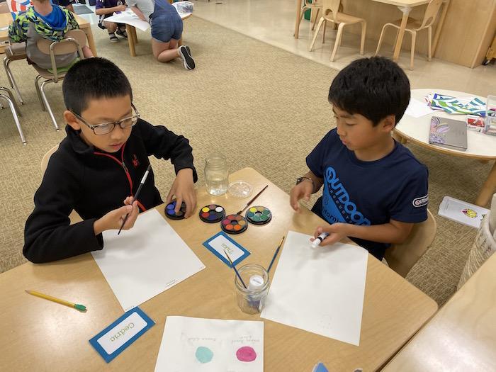 The Quest Montessori Day: Specials 4