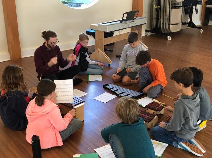 The Quest Montessori Day: Specials 12