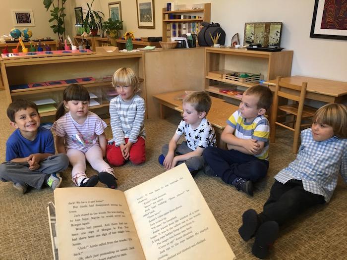 The Quest Montessori Day: Primary 34