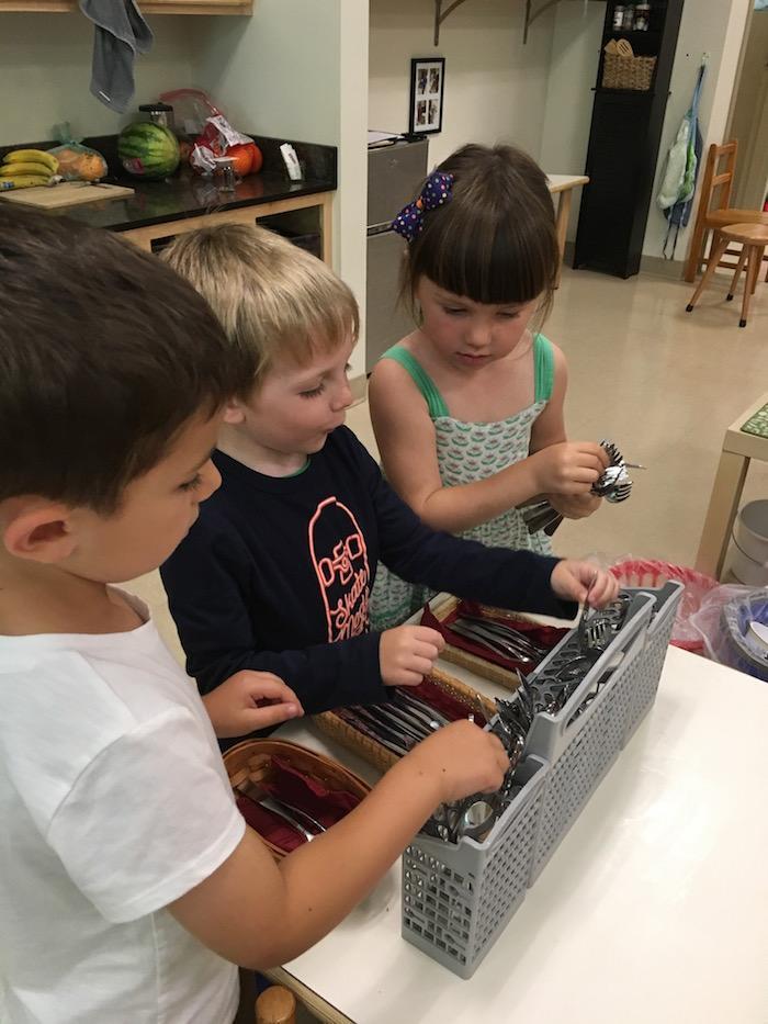 The Quest Montessori Day: Primary 42