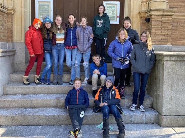 """Montessori Middle School: Beyond Academics and Connecting with the """"Real World"""" 1"""