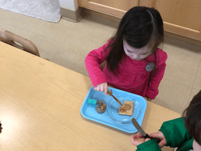 """The """"Practical Life"""" of the Montessori Toddler 4"""