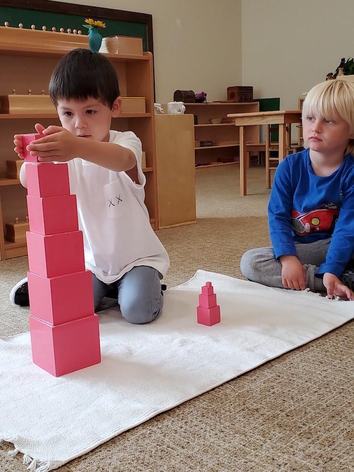 The Importance of the Montessori Kindergarten Year 2