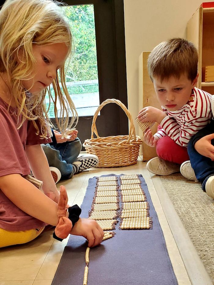 The Importance of the Montessori Kindergarten Year 1