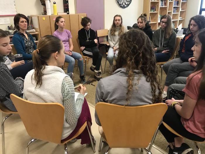 """Montessori Middle School: Beyond Academics and Connecting with the """"Real World"""" 3"""