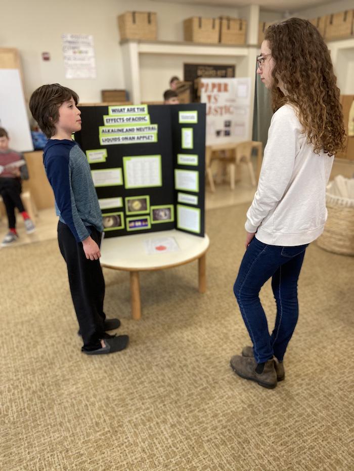 Upper Elementary Science Fair 10