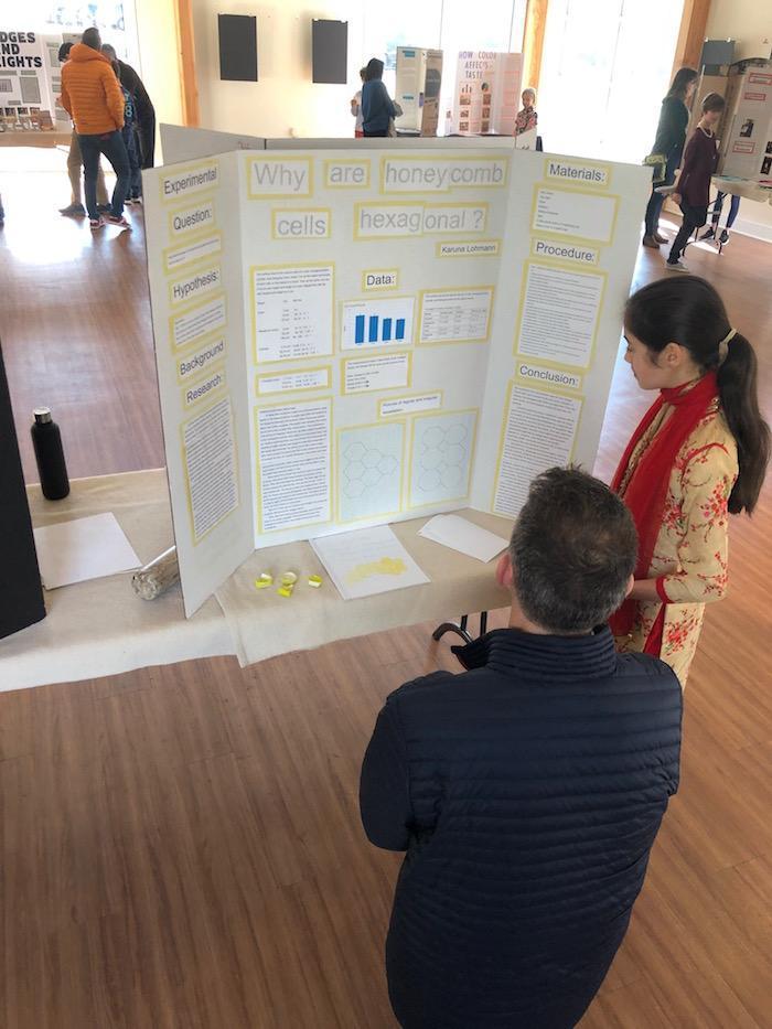Upper Elementary Science Fair 16
