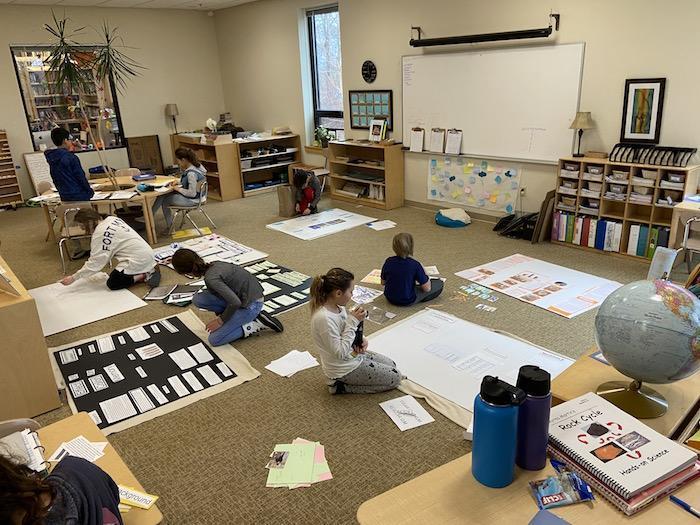 Upper Elementary Science Fair 6