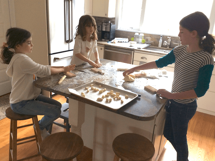 Making Space for Children in the Kitchen 2