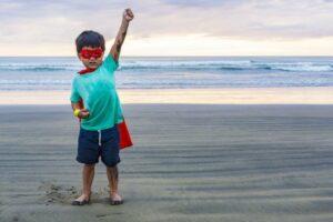 Resilient Superhero