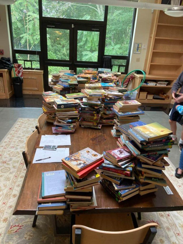 Books to donate - Quest Updates School Library