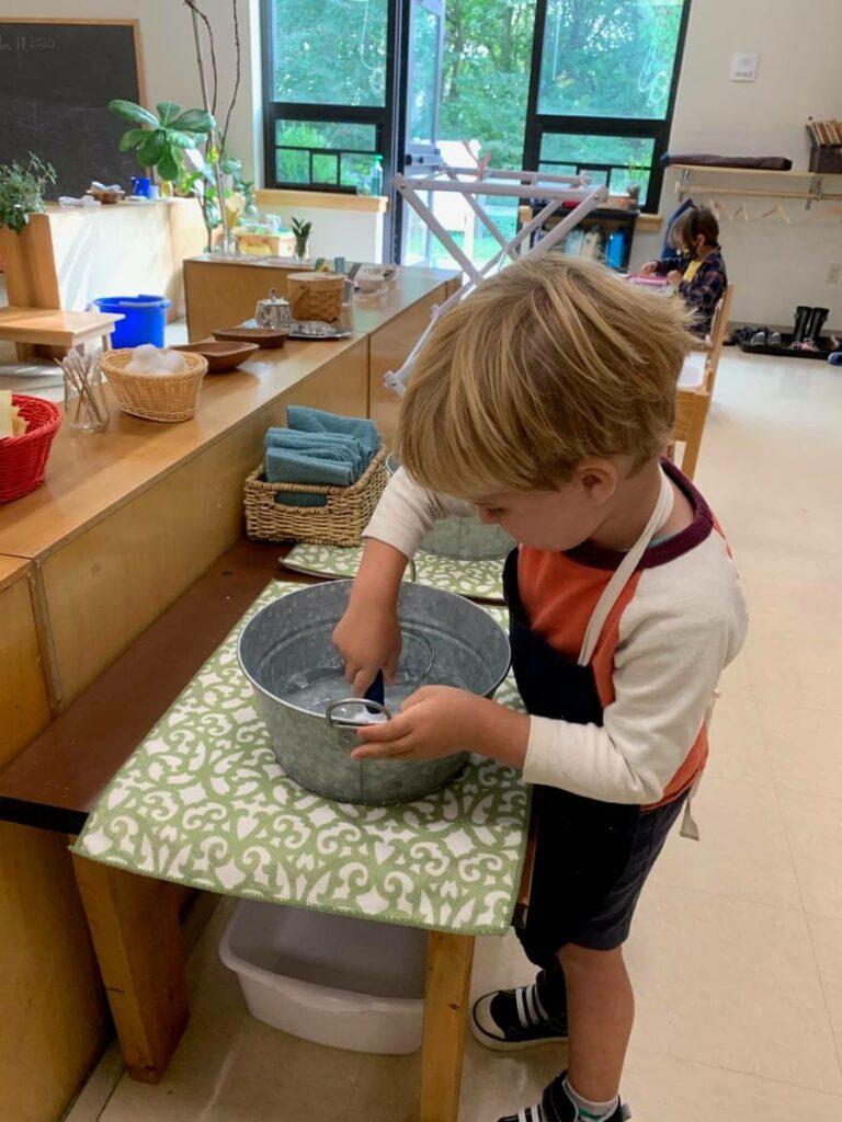 Bucket Private-School-RI-Montessori