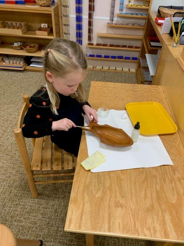 Polishing_Private-School-RI-Montessori