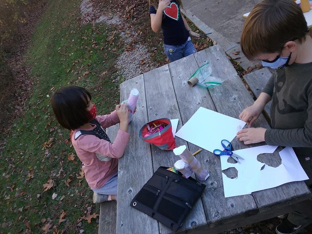 A Few Words About Harmony in Montessori Art and Music 11