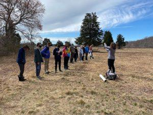 Quest Montessori Middle School Estuary Field Studies